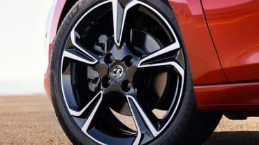 Vauxhall Corsa - wheel