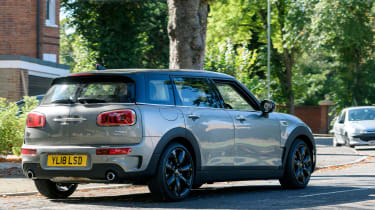 Mini Clubman - Motion Rear