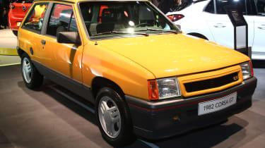 Vauxhall Nova GT 1982 - Frankfurt