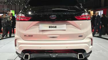 2018 Ford Edge rear end
