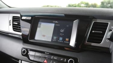 New Kia Niro '2' - infotainment