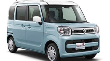 Suzuki Concept - front