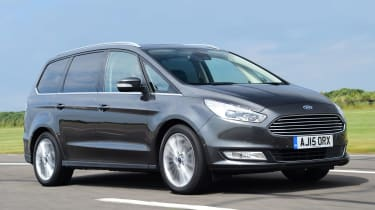 Ford Galaxy - best used MPVs and people carriers