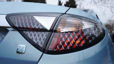 Renault Fluence Z.E. badge