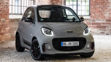 Smart EQ ForTwo - front static
