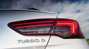 Vauxhall Insignia Grand Sport - rear lights