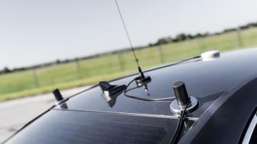 Audi Virtual Training Car sensors