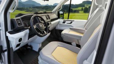 Volkswagen Grand California - dash