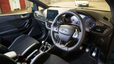 Ford Fiesta long termer - update dash