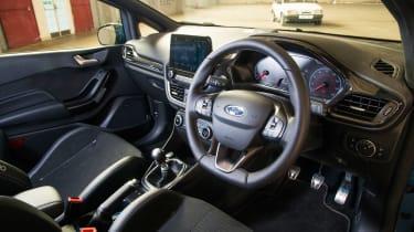 Ford Fiesta long termer - update dash