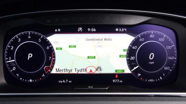 Volkswagen Golf GTI TCR - dials