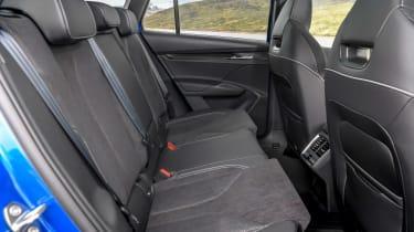 Skoda Enyaq iV 80 Sportline - rear seats