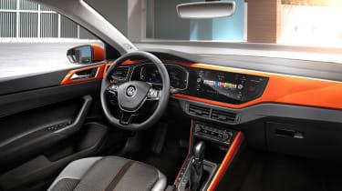 New Volkswagen Polo R-Line - interior