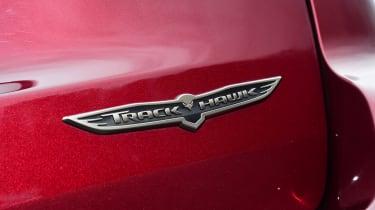Jeep Grand Cherokee Trackhawk - Trackhawk badge