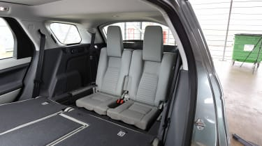 Discovery Sport third row seating
