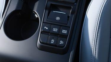 Hyundai Tucson 48v - electric handbrake