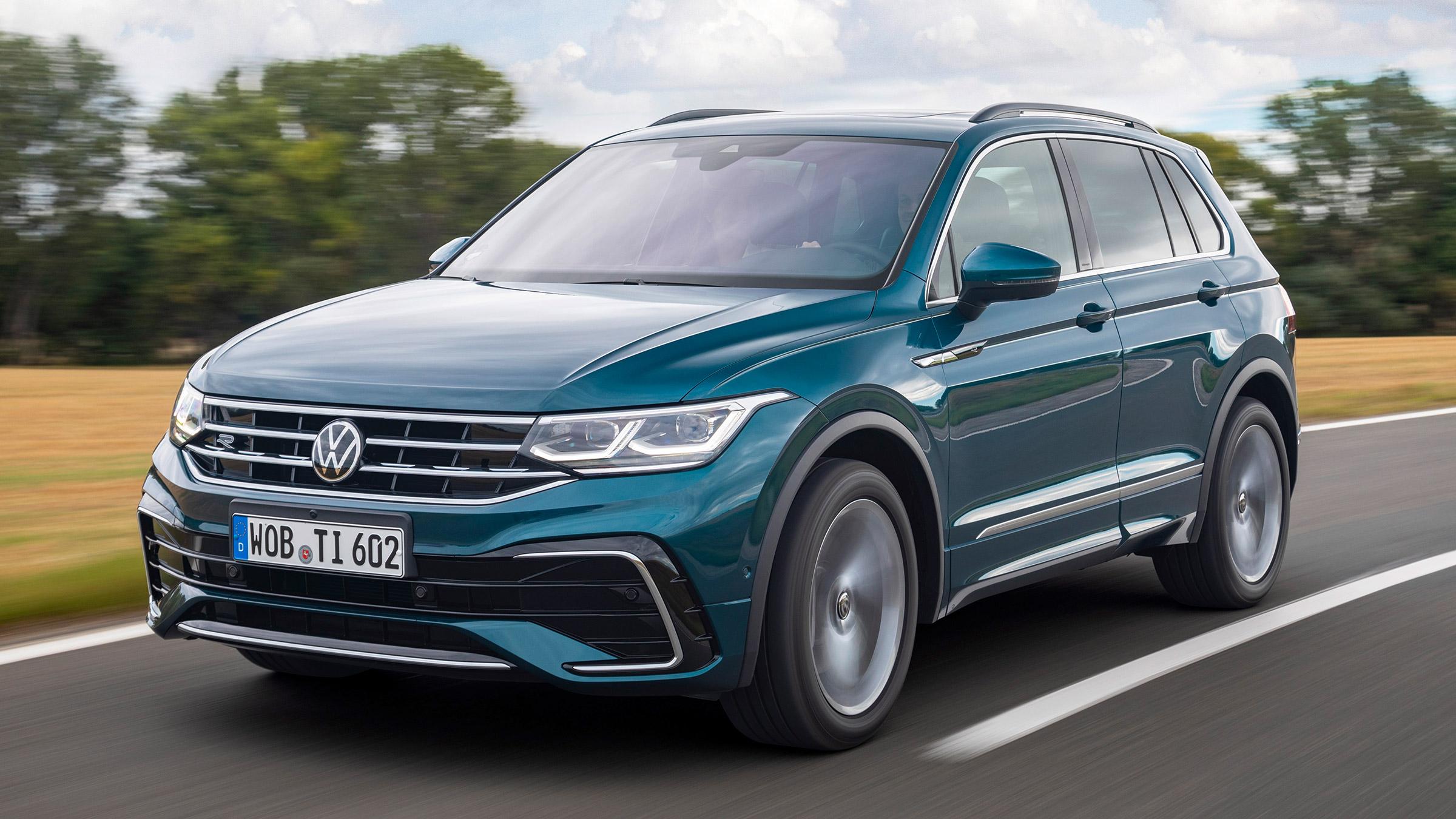 New Volkswagen Tiguan 2020 Review Auto Express