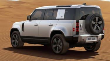 Richard Ingram Land Rover Defender