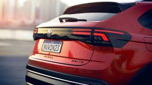 Volkswagen Nivus - rear detail
