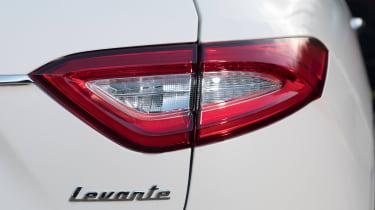 Maserati Levante S - taillight