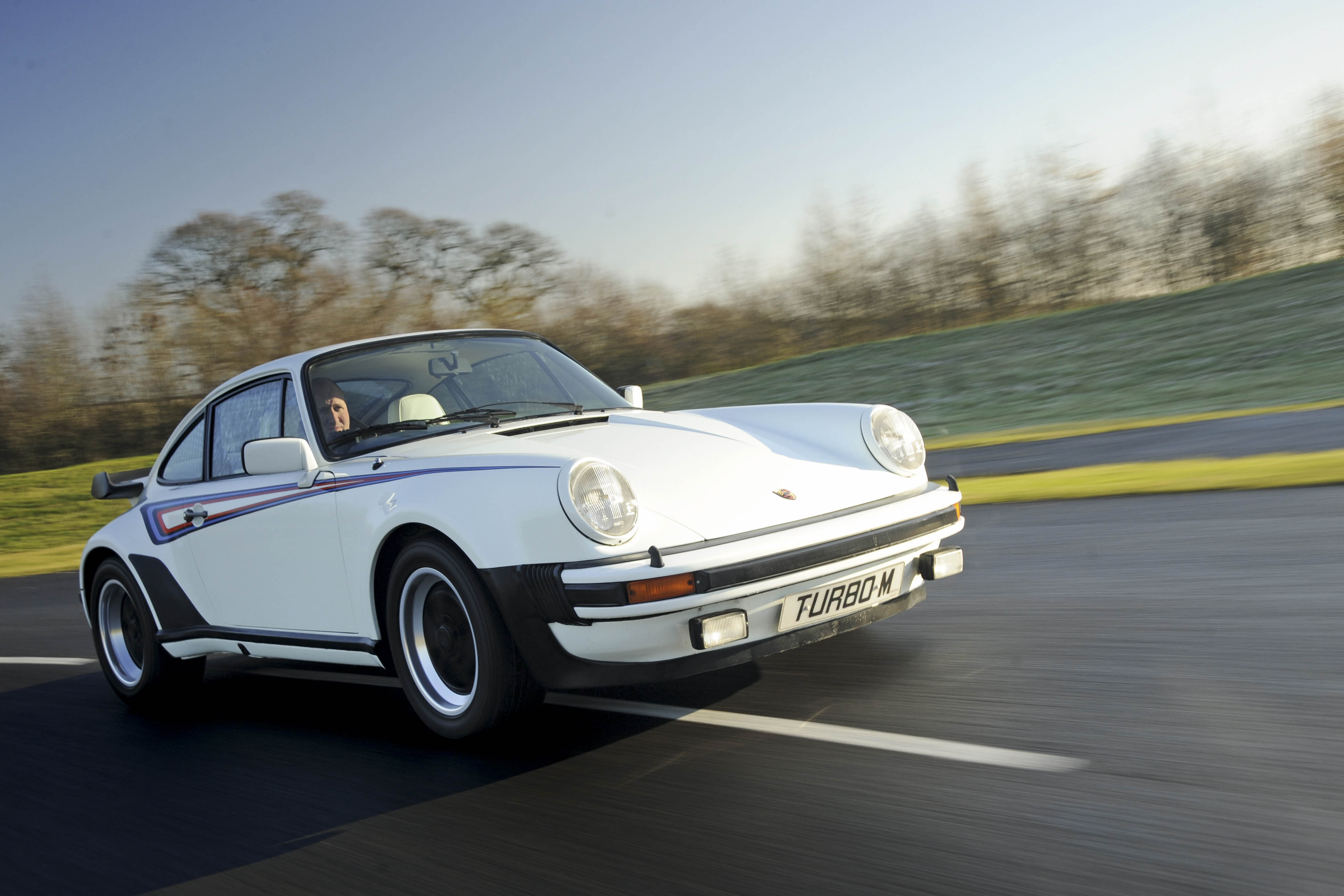 Porsche 911 Turbo Martini Auto Express