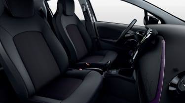 Renault Zoe update - interior