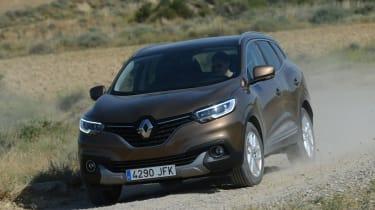 Renault Kadjar front