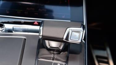 Audi S6 Avant - interior