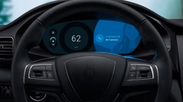 Android N in-car interface 3