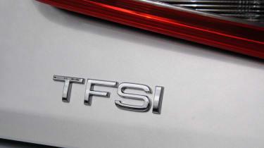 Audi A1 Sportback badge