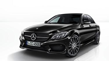 Mercedes-AMG C43 front