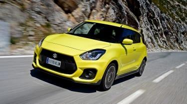 Suzuki Swift Sport - front