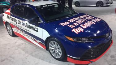 Detroit Motor Show - Toyota Camry