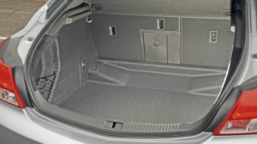 Vauxhall Insignia VXR boot