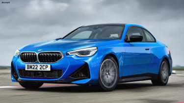 BMW 2 Series Coupe - exclusive image