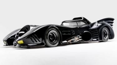 Petersen Automotive Museum - Batmobile (1989) - front static