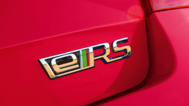 Skoda eRS badge