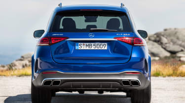 Mercedes-AMG GLE 63 S - full rear