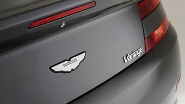 Aston Martin Vantage (used) - rear detail
