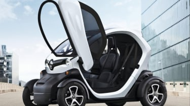 A to Z guide to electric cars - Renault Twizy