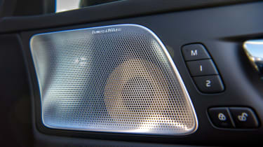 Volvo V60 T8 Twin Engine - speaker