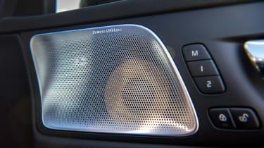 Volvo V60 T8 Twin Engine - speaker