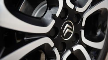 Citroen Berlingo - wheel