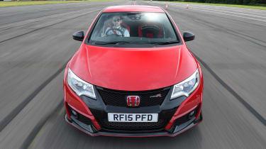 Honda Civic Type R long term - final report header