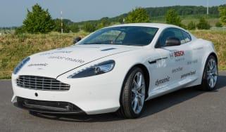 Bosch Engineering Aston Martin DB9 hybrid header
