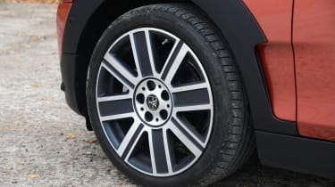 MINI Clubman wheel