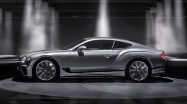 Bentley Continental GT Speed - side