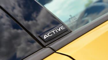 Volkswagen T-Roc Active - side detail