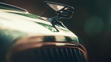 Bentley Flying Spur - badge