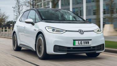 Volkswagen ID.3 Tour Pro S - front